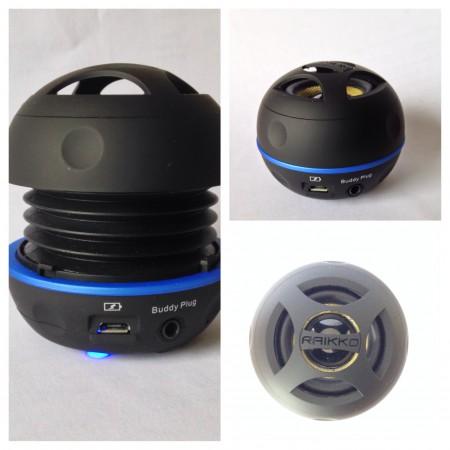 Raikko Dance Bluetooth Kevlar Lautsprecher